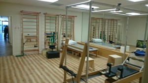 Schroth Physical Therapy Room