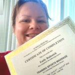 Emily Radonich Sports Training Massage
