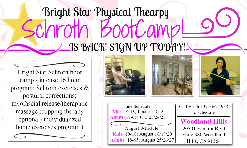 Schroth Boot Camp Flier.1